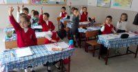 Happiness of the children in Kuzuculu Primary School, Dörtyol / Hatay
