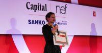 Hekim Holding, at the award ceremony of Generous Benefactors of Turkey.
