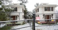 Cat sanctuary houses of Osmangazi/Bursa