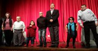 Hekim Holding Supports Theater Society of Young People with disabilities