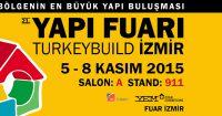 Özge Yapı A.Ş. in İzmir Building and Construction Fair