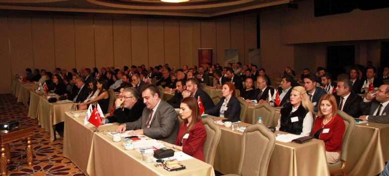 Hekim Yapı A.Ş.'s 11th Dealers Meeting takes place