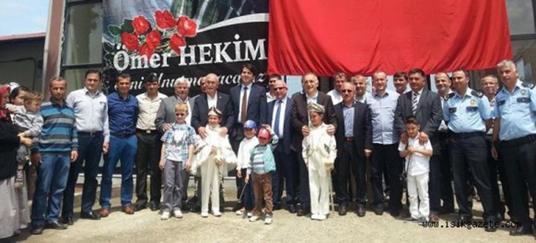 23rd Ömer Hekim Circumcision Feast starts in Piraziz