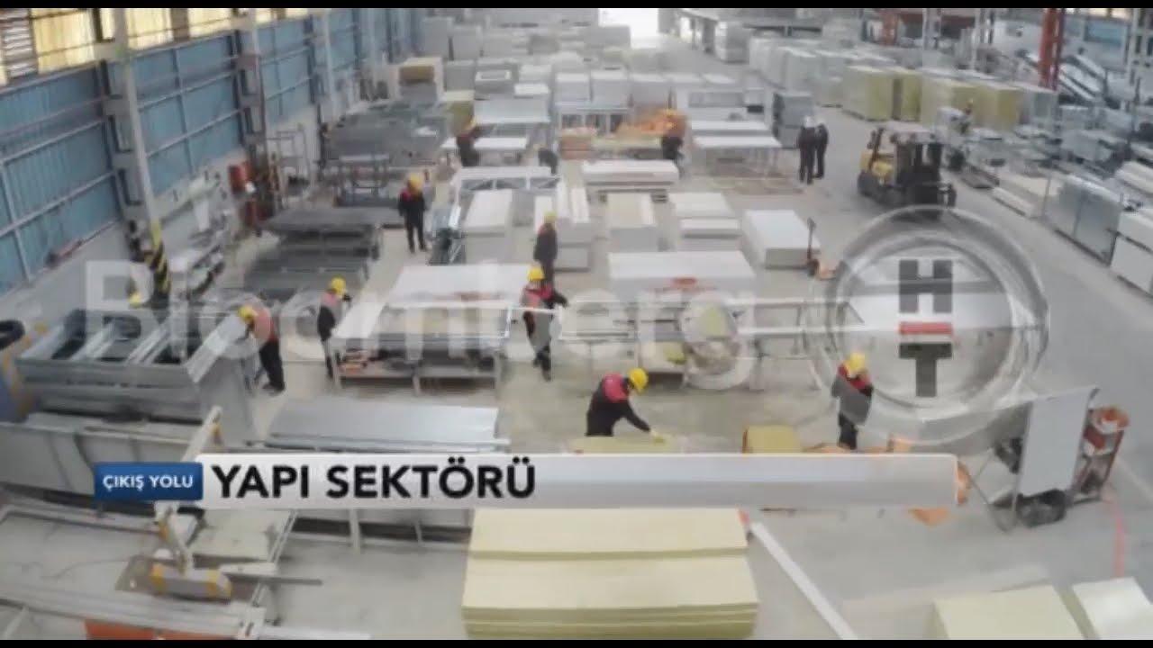Hekim Holding at 39th Turkeybuild Exhibition [BloombergHT]