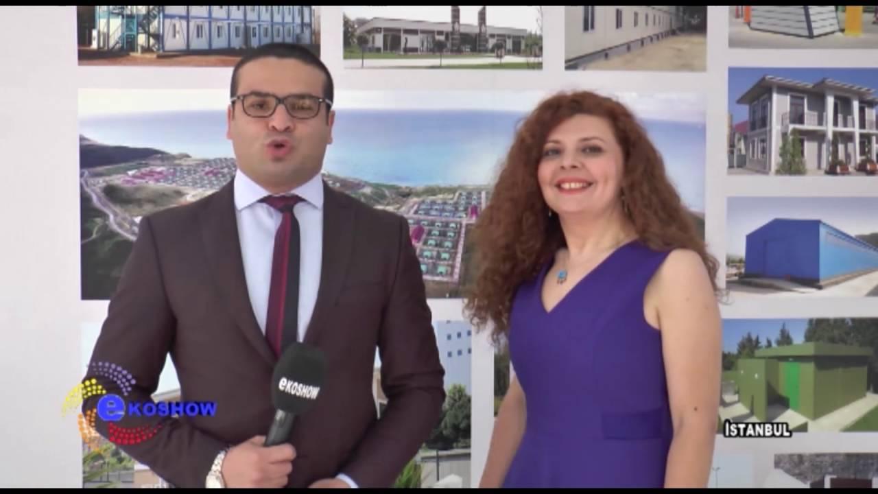 Hekim Holding at Turkeybuild Exhibition [EkoShow]