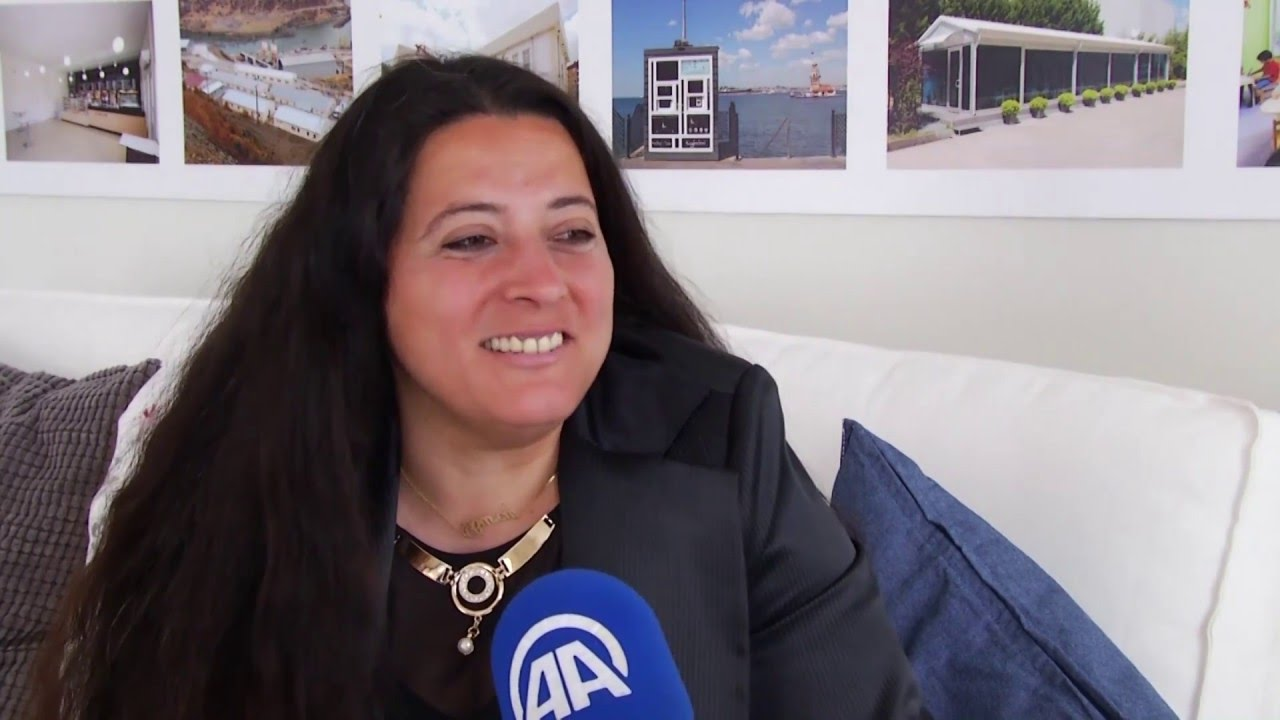 Özge Yapı at 39th Turkeybuild Exhibition
