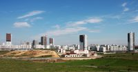 Huge Projects bear signature of Hekim Yapı