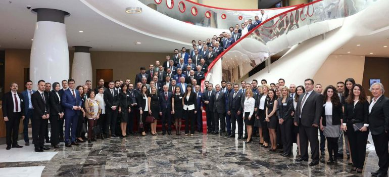 Hekim Yapı A.Ş.'s 12th Dealers Meeting takes place