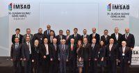We are in the Board of Directors of İMSAD in 2017-2019