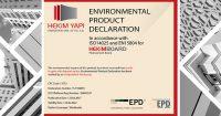Hekim Yapı Receives EPD Certificate for Fibercement Products