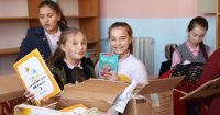 Book Donation Campaign attracts great attention