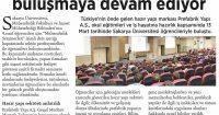 Milliyet Newspaper<br /> 31 March 2018
