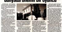 Yeni Çağrı Newspaper<br /> 11 August 2018