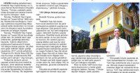 Ticari Hayat Newspaper<br /> 13 August 2018