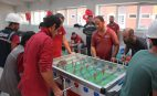 1st Ömer Hekim Hendek Table Tennis and Foosball Tournament Final Done