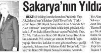 Dokuz Sütun Newspaper<br /> 06 January 2019