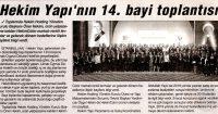 Tünaydın Newspaper<br /> 02 March 2019