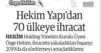 Ortadoğu Newspaper<br /> 22 June 2019