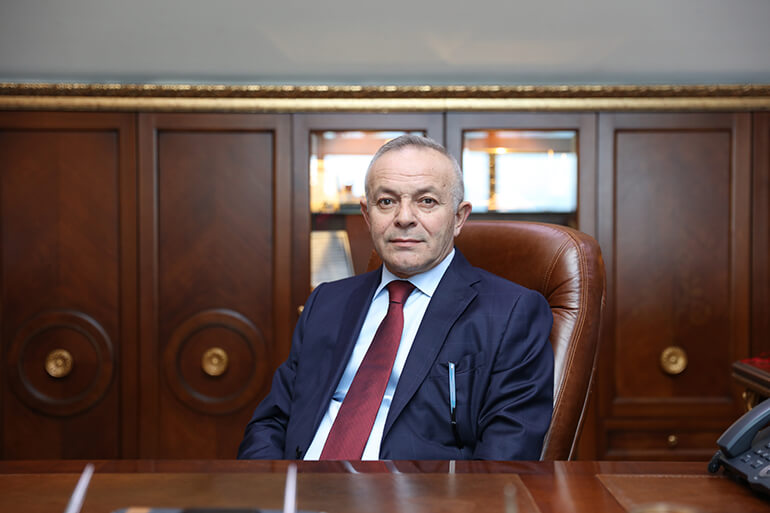 Öner Hekim Chairman of the Board