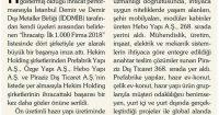 Cephe ve İnşaat Magazine<br /> 01 September 2019