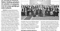 Günboyu Newspaper<br /> 10 November 2019