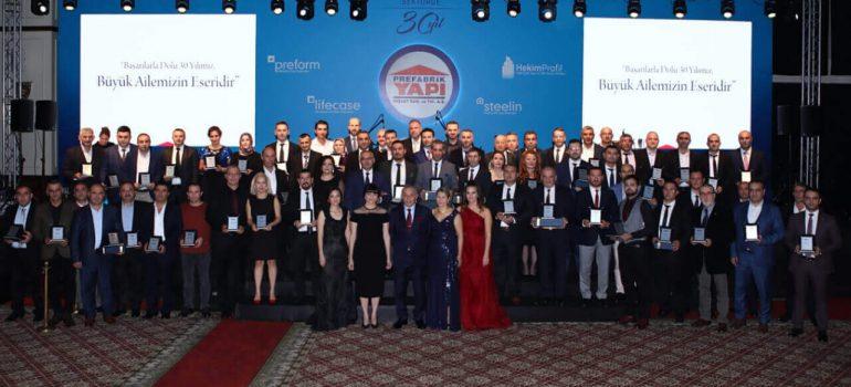 Prefabrik Yapı A.Ş. Foundation 30th Anniversary Celebrations