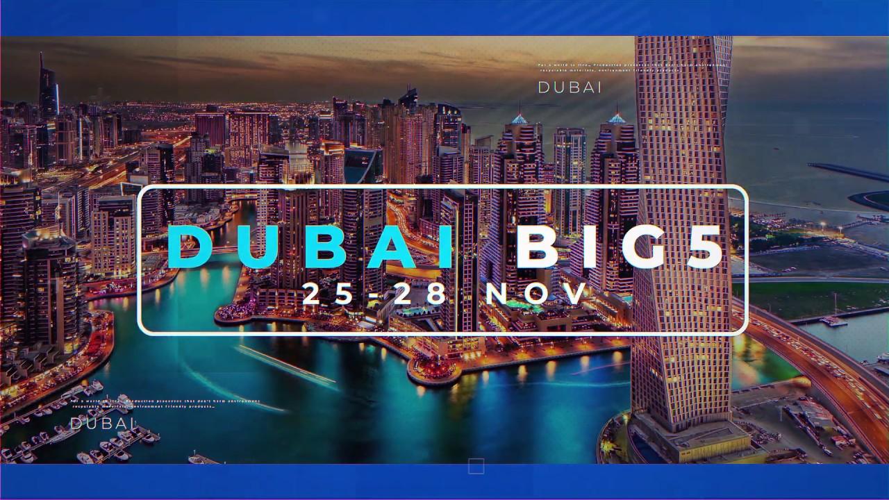 Let's meet at DUBAI for new opportunities   Hebo Yapı